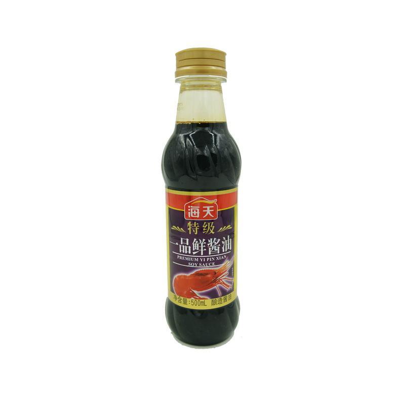 海天特级一品鲜酱油 500ML