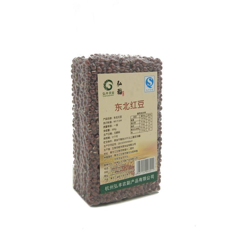 弘稻东北红豆 500G