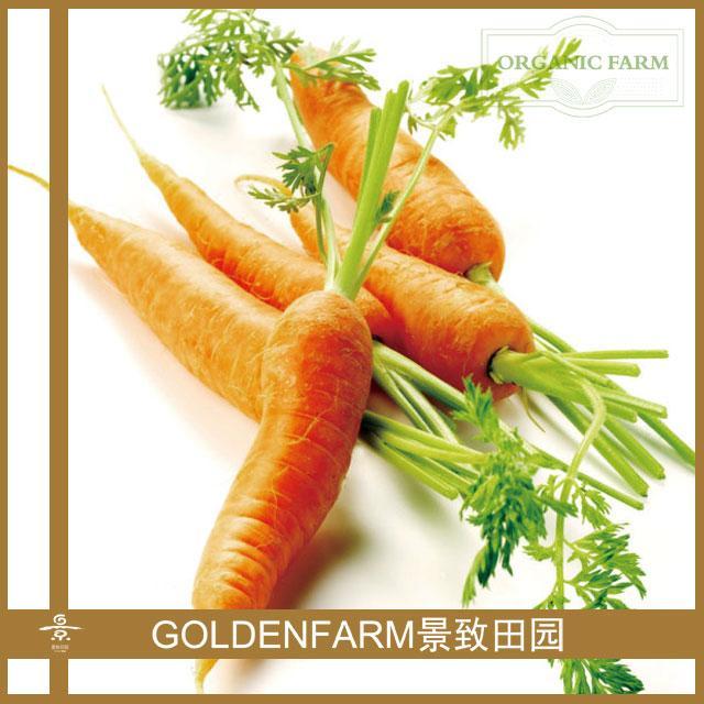 胡萝卜 300g [有机种植]