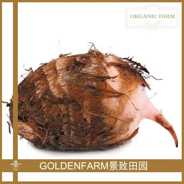 芋艿(子)300g [有机种植]