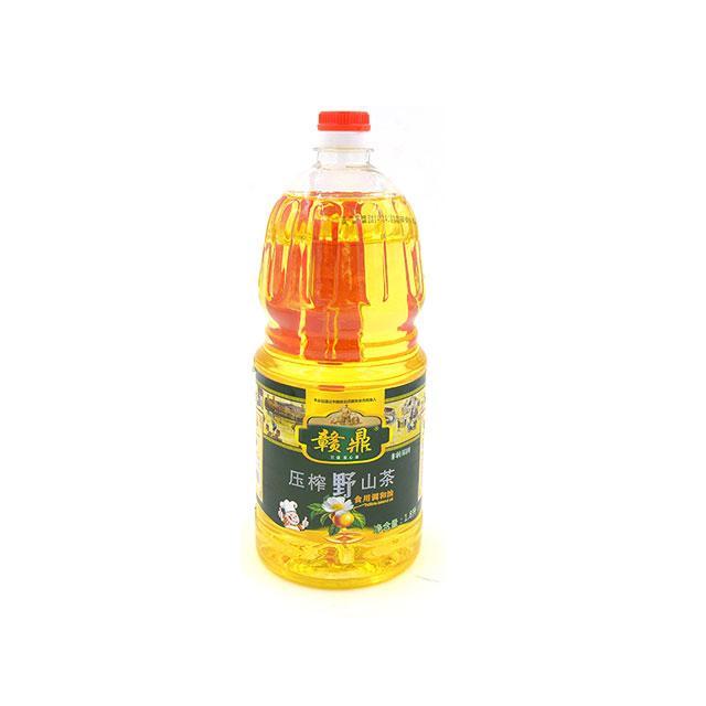 赣鼎压榨野山茶 1.8L