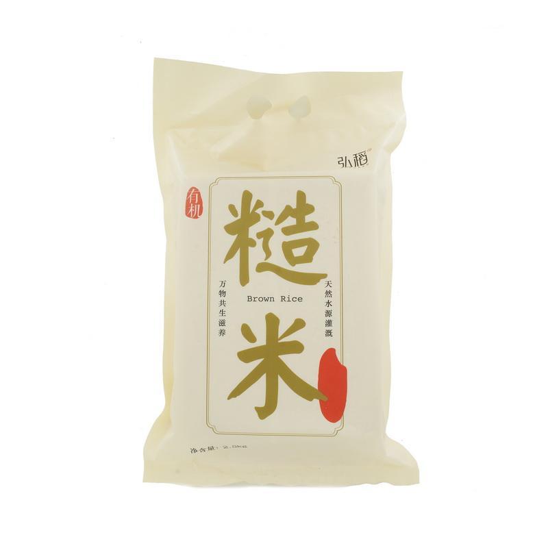 弘稻糙米 2.5KG