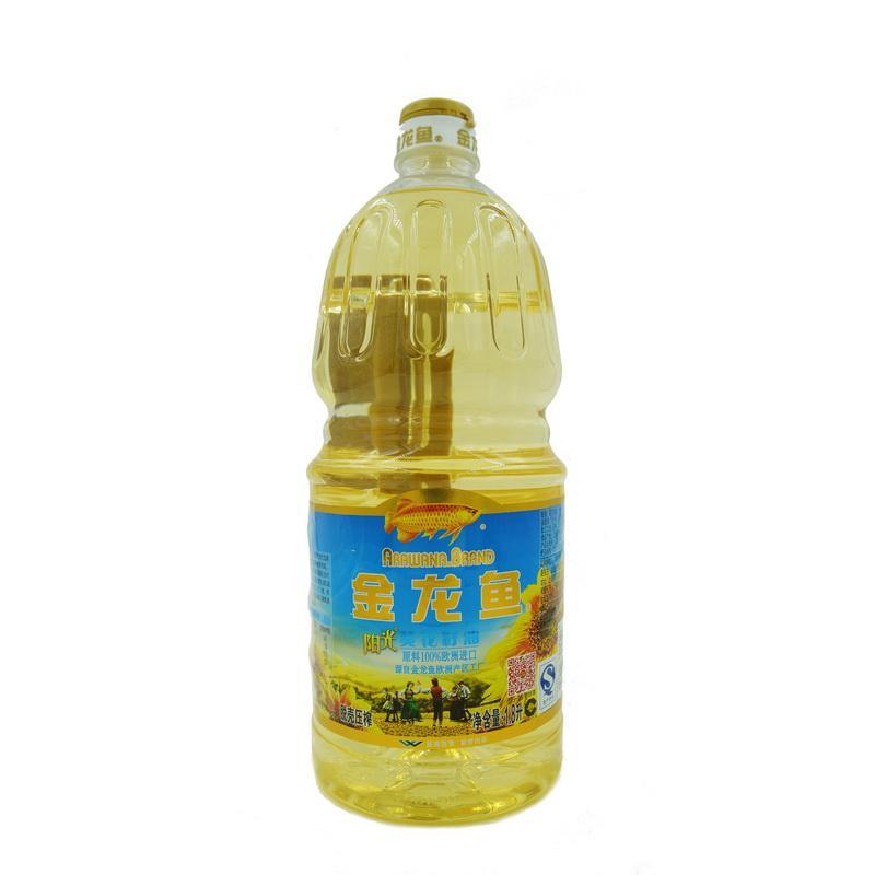 金龙鱼阳光葵花籽油 1.8L
