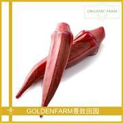 红秋葵 250g [有机种植]
