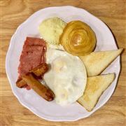 [早餐] 美式全餐