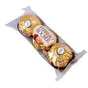 费列罗榛果威化巧克力3粒装 37.5G